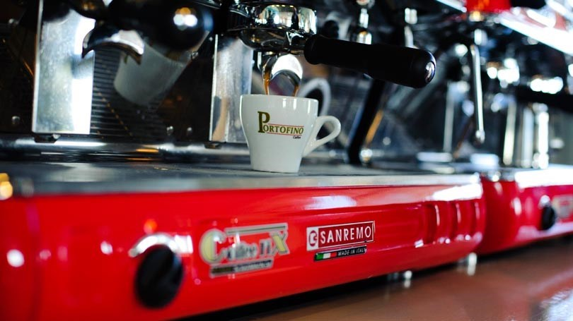 בית קפה במרום גולן